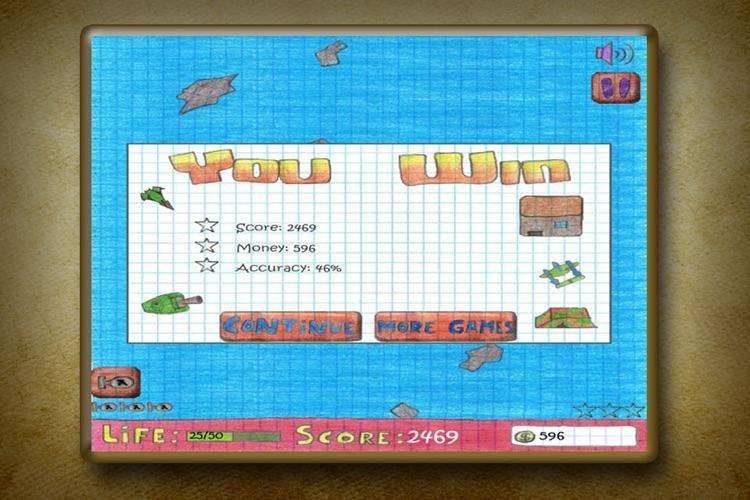Doodle Dogfight Pro screenshot-4