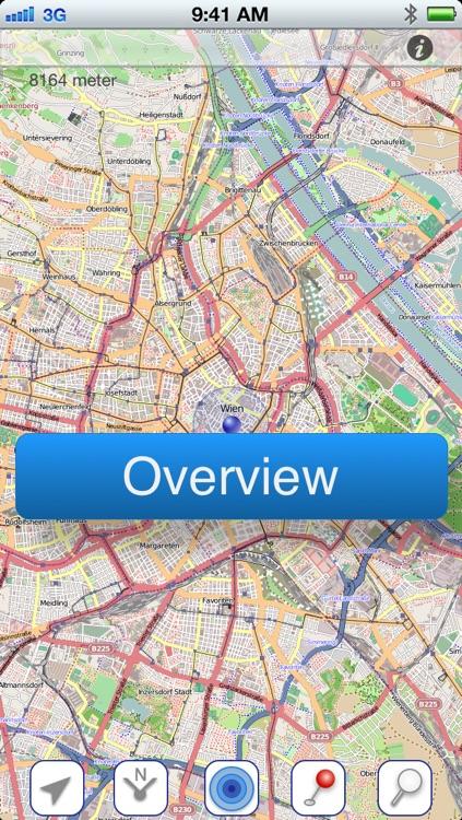 Vienna Offline Map screenshot-4