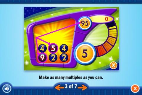 Everyday Mathematics® Divisibility Dash™ screenshot-4