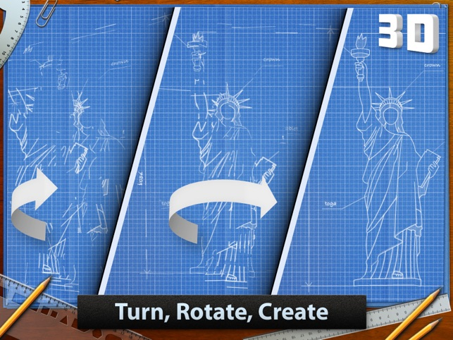 Blueprint 3D HD on the App Store