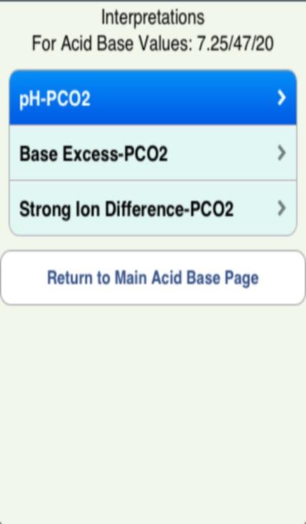 Blood Gas Analysis screenshot-3