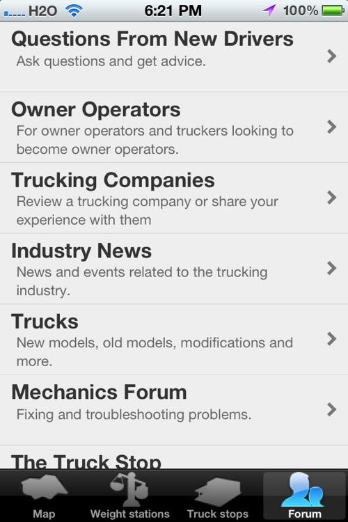 Geo Trucker screenshot-3