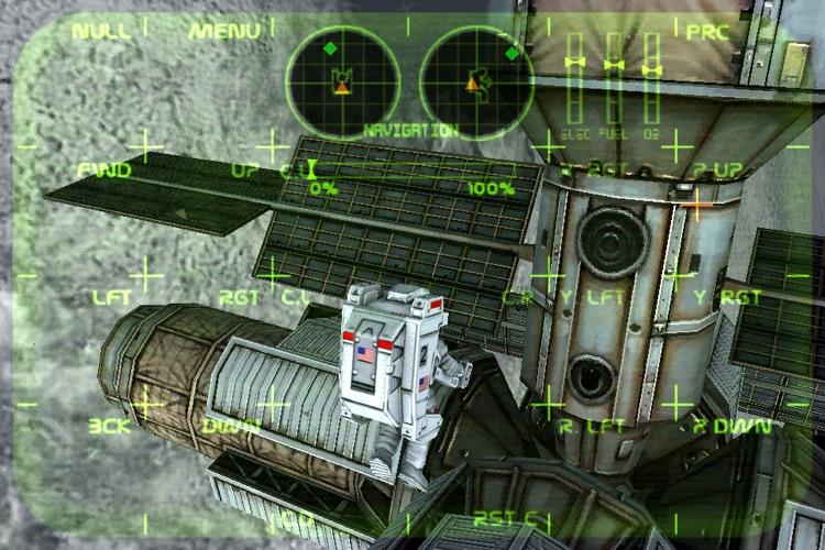 Astronaut Spacewalk screenshot-3