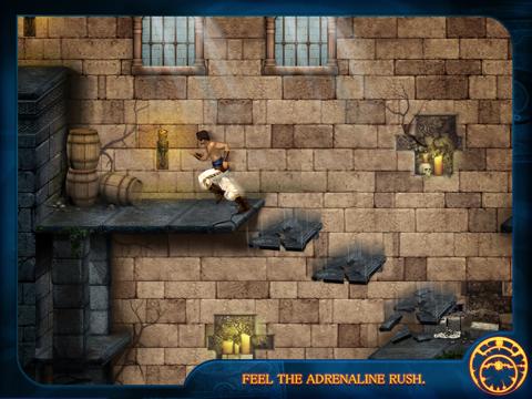 Prince of Persia Classic HD для iPad