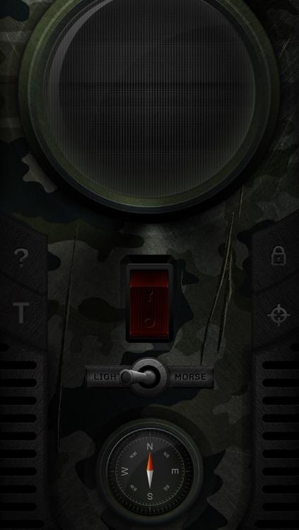 MorsEye - Morse code communicator