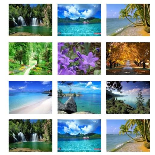 Mosaic - Make Mosaic with your Pics & Photos