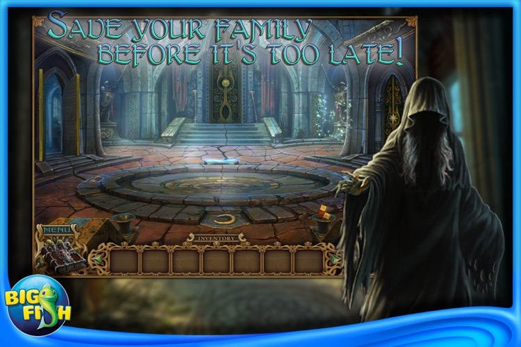 Spirits of Mystery: Amber Maiden Collector's Edition (Full) screenshot-4