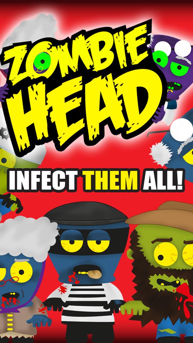 A Zombie Head Free HD - Virus Plague Outbreak Runのおすすめ画像4
