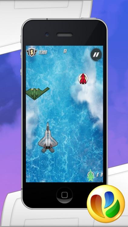 Jet Fighter World War Game screenshot-3