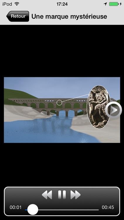 Visiter le Pont du Gard screenshot-4