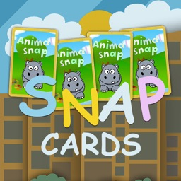 Animal Snap Cards