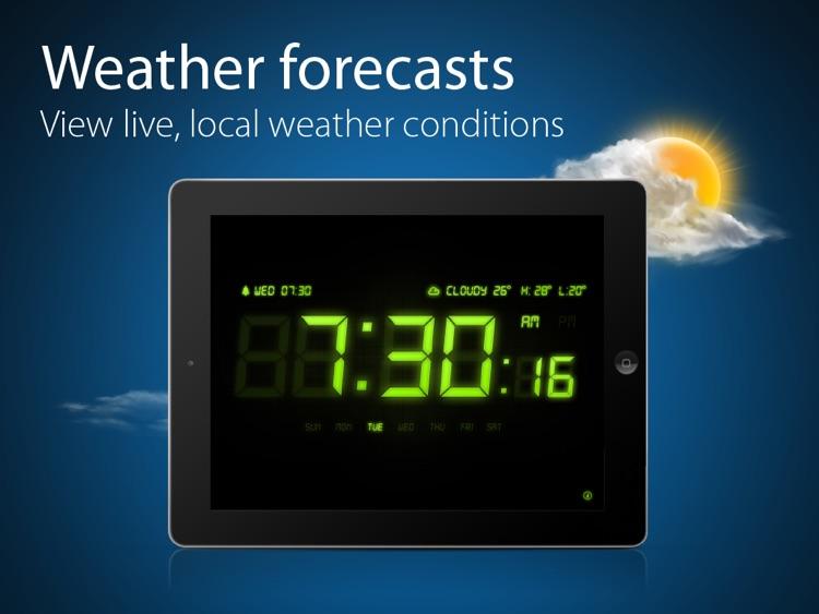 Alarm Clock HD Pro