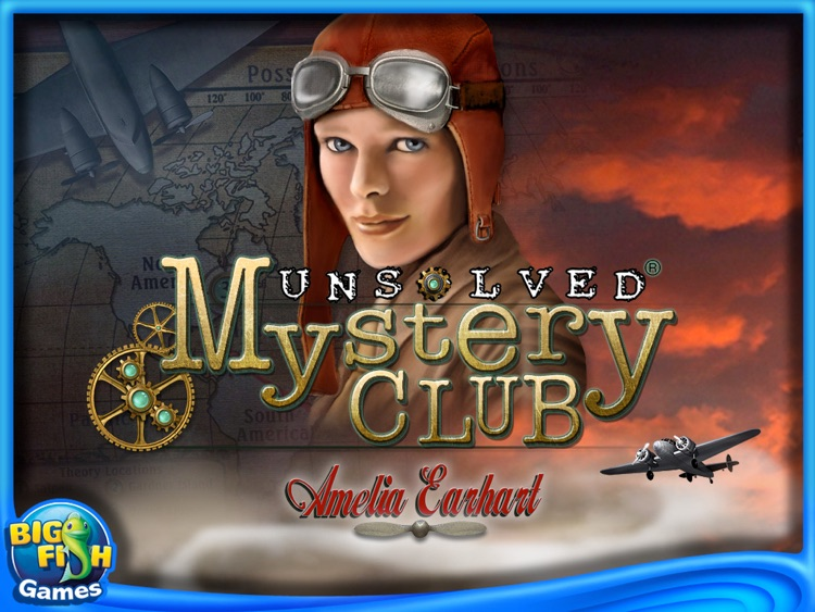 Amelia Earhart: Unsolved Mystery Club HD