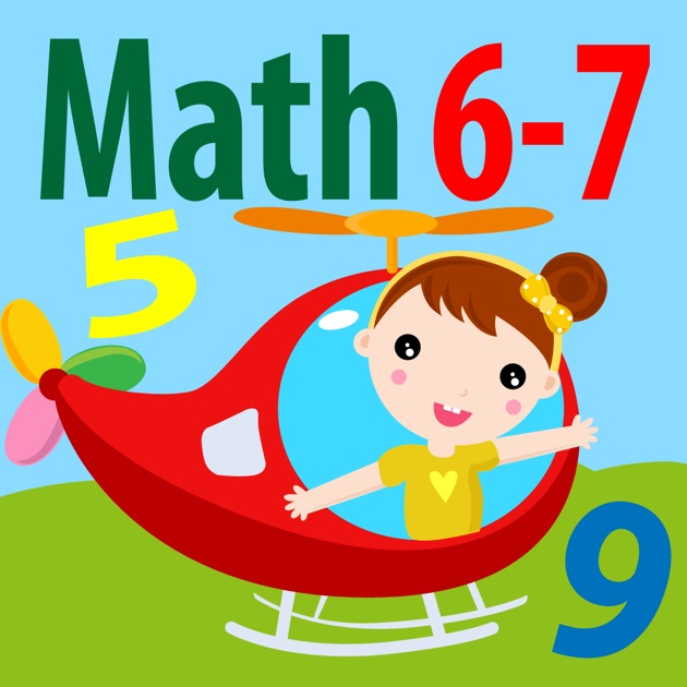 Math is fun: Age 6-7 (Free) on the App Store