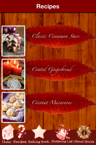 Christmas Cookies - Heavenly Recipes Baked by AngelsScreenshot of 3