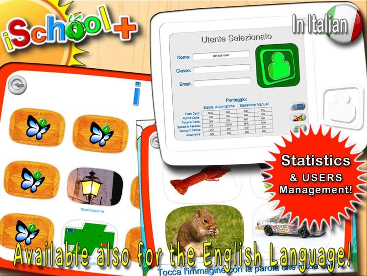 iSchool+ for Italian Language! screenshot-4