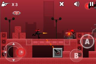 Iron Commando Pro screenshot one