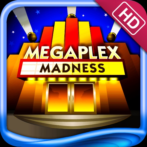 Megaplex Madness - Now Playing HD icon