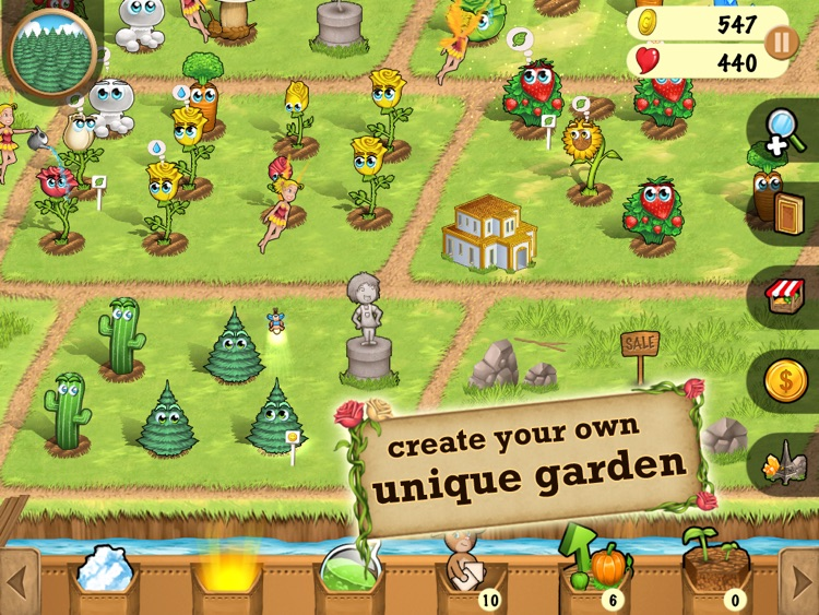 My Little Garden HD screenshot-1