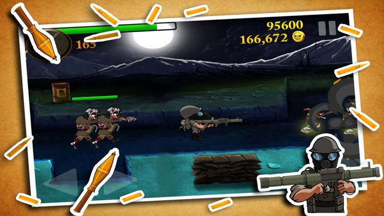 Zombie Toxic - Top Best Free War Game screenshot-4