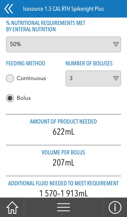 Enteral Nutrition Support - Oral and Tube Feeds screenshot-3