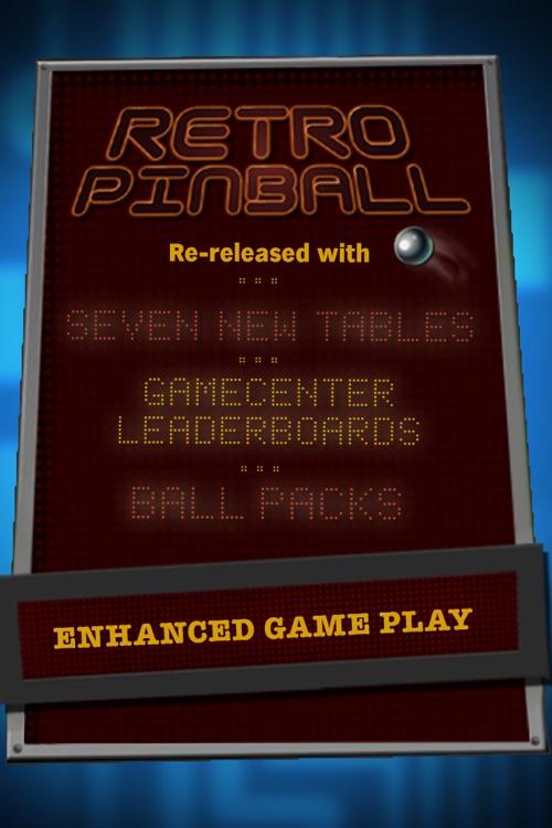Retro Pinball screenshot-4
