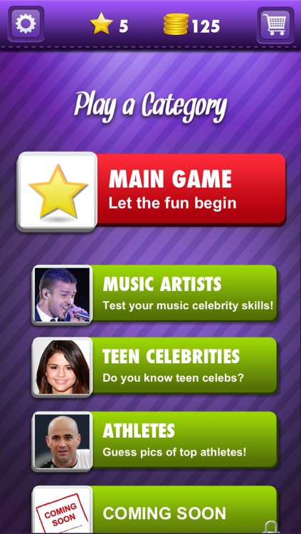 Guess the Pic! A celebrity color quiz mania game to name who's that pop hi celeb star icon! screenshot-3