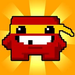 Bouncy Bloody Ninja