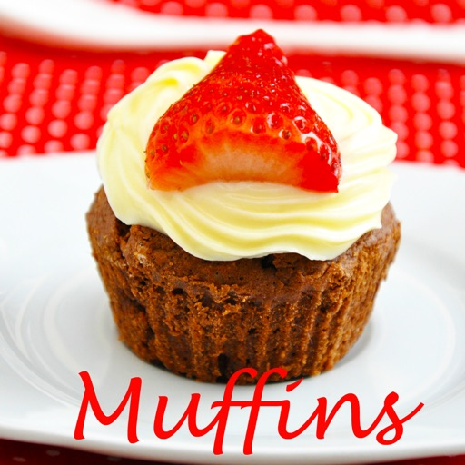 Muffins & Cupcakes - The Best Baking Recipes icon