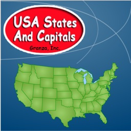 USA States & Capitals