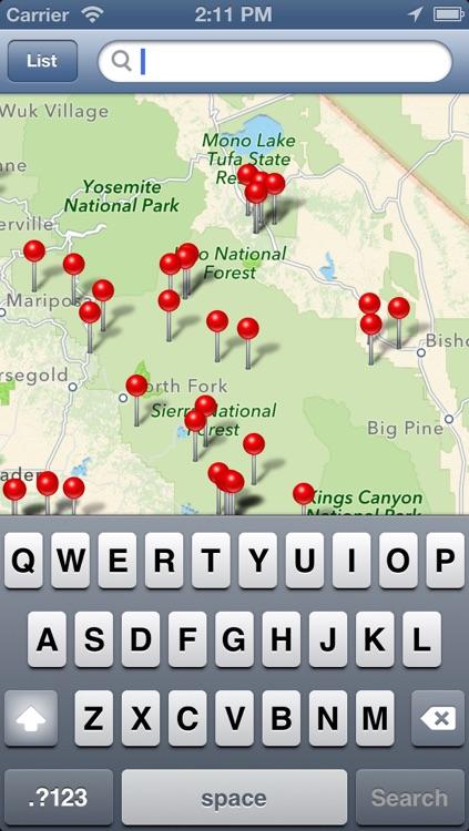 Free RV Campground and Overnight Parking - Lite screenshot-4