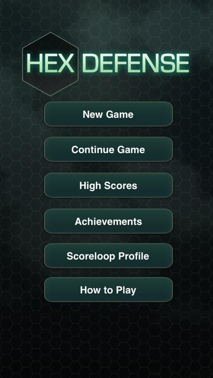 HexDefense screenshot-3