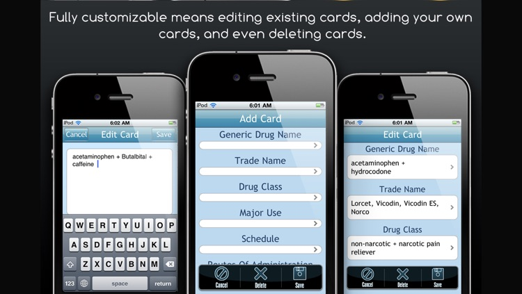 Top 200 Drugs Flashcards screenshot-3