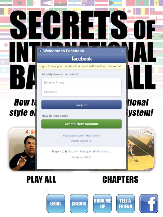 Secrets Of International Basketball: Scoring Playbook - with Coach Lason Perkins - Full Court Training Instruction - XL screenshot-4