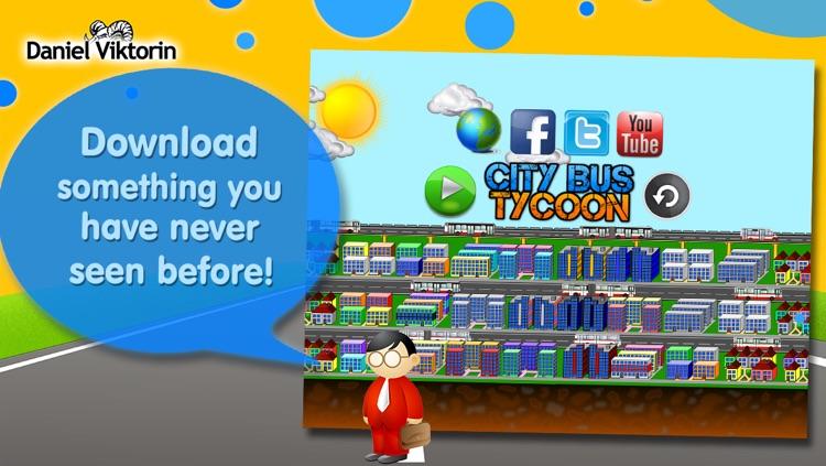 City Bus Tycoon Free - Public Transport Mania screenshot-3