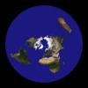 Flat Earth HD - Satellite Image Viewer