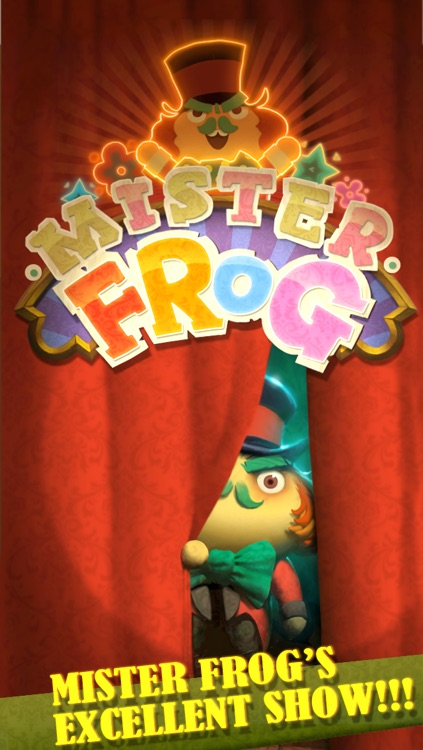 Mister Frog! screenshot-0