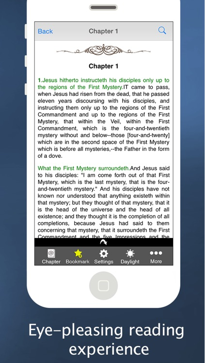 Pistis Sophia : The most extensive Gnostic scripture screenshot-3