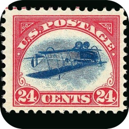 U.S. First 100 Years Postage Stamps