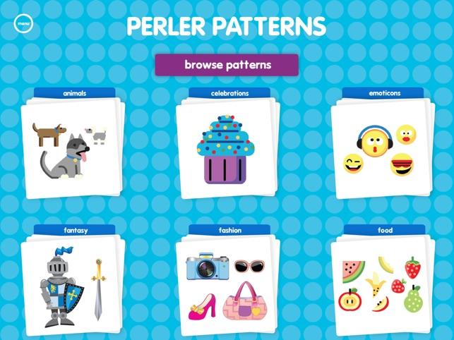 Perler on the App Store