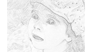 Camera Art FX - Real time effects for pencil sketch, comic, watercolor, grunge, poster, doodle, cartoon screenshot one