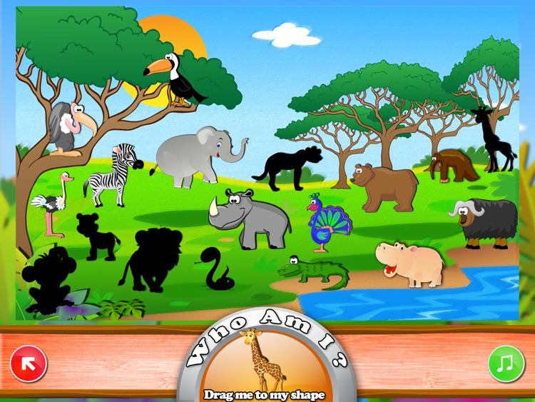 Exploring Wild Animals screenshot-4