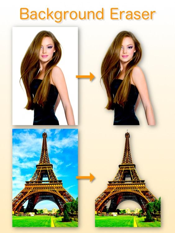 Photomontage : PhotoLayers for iPad screenshot-4