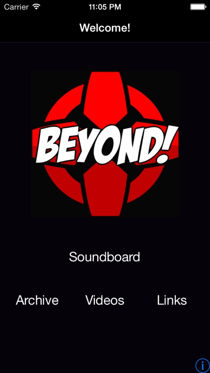 Podcast Beyond Soundboard