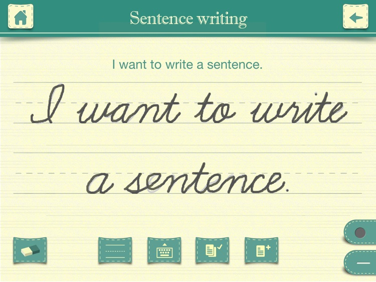 Cursive Writing HD screenshot-4