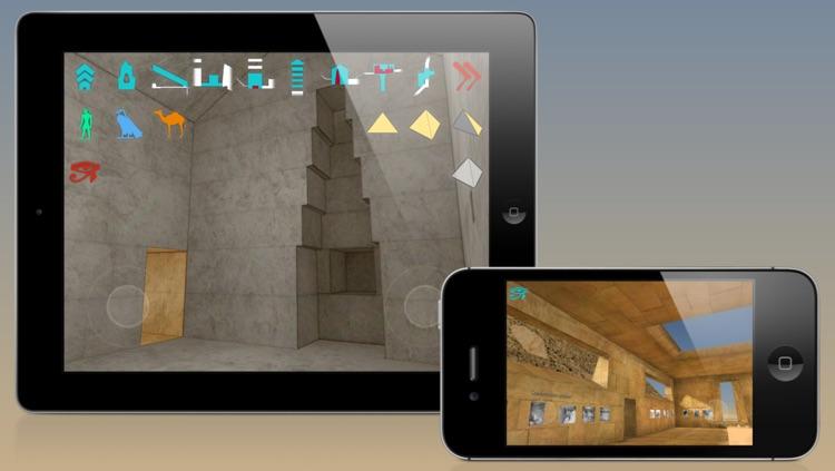 Great Pyramid 3DA screenshot-4