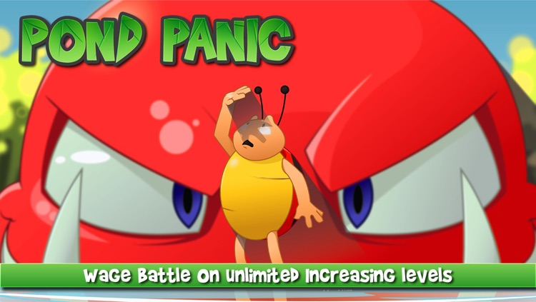 Pond Panic screenshot-0