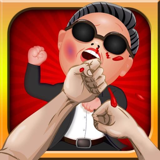 Gangnam Street Fight