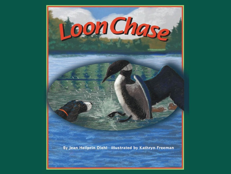 Loon Chase (Picture Book)