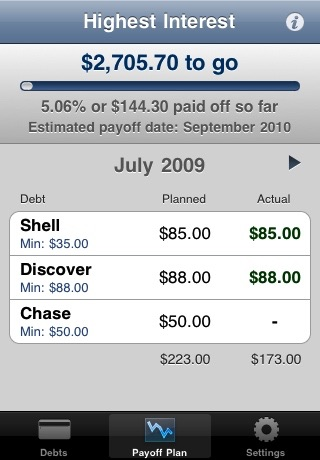 DebtTracker Pro screenshot-2